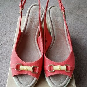 NWT Coldwater Creek Wedges